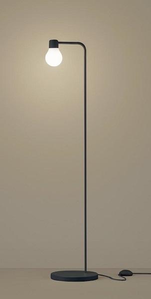 【最安値挑戦中!最大34倍】パナソニック SF919B スタンドライト 床置型 LED(温白色) フロアスタンド 拡散タイプ・フットスイッチ付 白熱電球60形1灯器具相当 ブラック [∽]