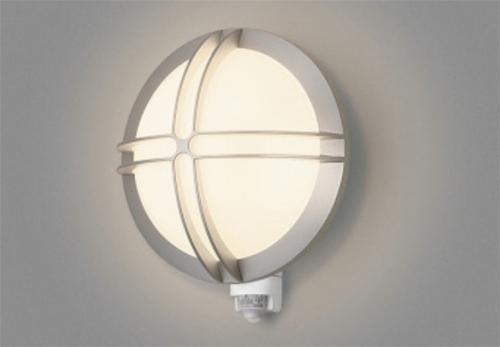 【最安値挑戦中!最大24倍】 東芝 LEDB88926Y(S)N ポーチライト LED電球(指定ランプ) ON/OFFセンサー 防雨 ランプ別売 シルバー [(^^)]