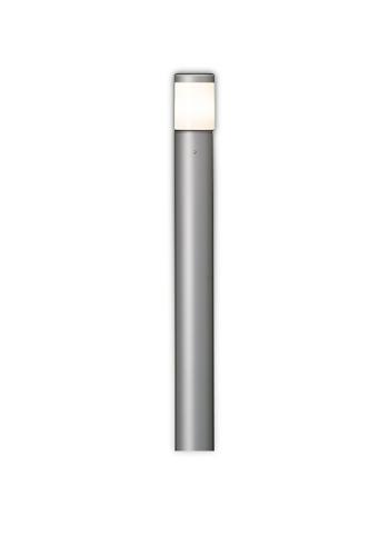 【最大44倍スーパーセール】東芝ライテック LEDG88919Y(S) アウトドア ガーデンライト LED電球(指定ランプ) ON/OFFセンサー 照度センサー ロングポールφ100 シルバー ランプ別売
