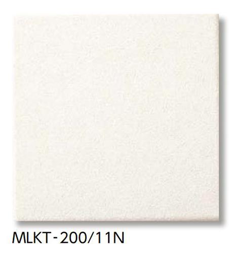 【最安値挑戦中!最大25倍】LIXIL 【MLKT-200/11N 25枚/ケース】 サーモタイル ミルキーDXII 200mm角平(浴室床タイプ) [♪【追加送料あり】]