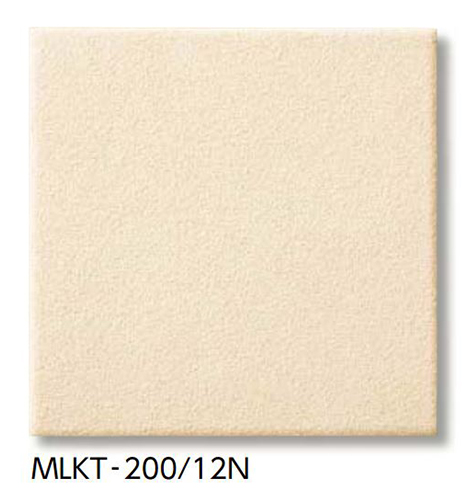 【最安値挑戦中!最大25倍】LIXIL 【MLKT-200/12N 25枚/ケース】 サーモタイル ミルキーDXII 200mm角平(浴室床タイプ) [♪【追加送料あり】]