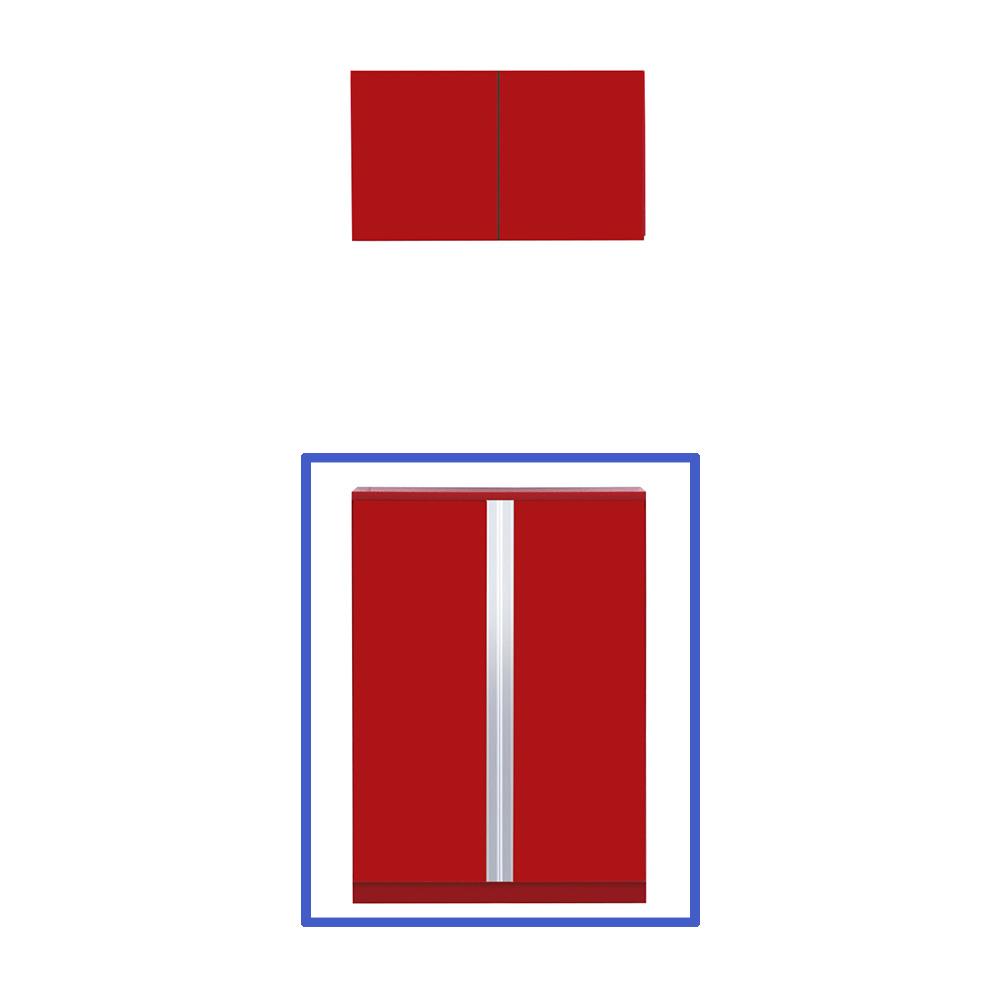 【最安値挑戦中!最大25倍】マイセット S5-80F プラスワン S5 玄関収納 2点組合せタイプ フロアユニットのみ 間口80cm 奥行35.8cm [♪▲]