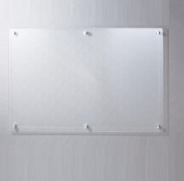 【最安値挑戦中!最大25倍】ナスタ KS-EX982P-6090 インフォメーションボード アクリル 屋内仕様 600×900 [♪▲]