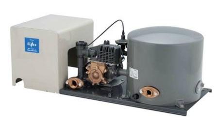 【最安値挑戦中!最大25倍】浅深用自動式ポンプ テラル KP-3755LT-1 三相200V 750W 50Hz [♪◇]