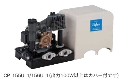 【最安値挑戦中!最大34倍】テラル CP-3755U-1 浅井戸用非自動式ポンプ(CP形) 三相200V (50Hz用)