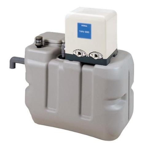 【最安値挑戦中!最大34倍】テラル RMB0.5-25PG-258AS-5 受水槽付水道加圧装置(PG-AS) 1Φ100V (50Hz用) [♪◇]