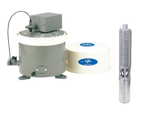 【最安値挑戦中!最大34倍】テラル 25TWS-T5.4S-11(地上部+水中部) 深井戸用水中ポンプユニット 圧力タンク式 TWS型 単相100V [♪◇]