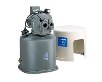 【最大44倍スーパーセール】深井戸用圧力タンク式ポンプ(50Hz) テラル PG-207F-5 単相100V 200W 自動式 ジェット付属