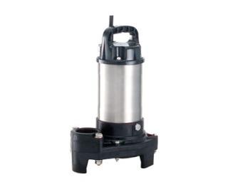 【最安値挑戦中!最大25倍】排水水中ポンプ テラル 50PVT-5.75 50Hz 樹脂製 雑排水タイプ 自動交互並列運転 [■]
