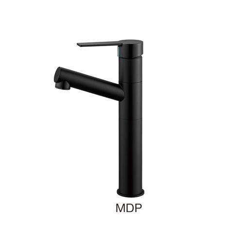 【最安値挑戦中!最大25倍】水栓金具 三栄水栓 K475NJVZ-2T1-MDP-13 シングルワンホール洗面混合栓 洗面所用 節水水栓 [□]