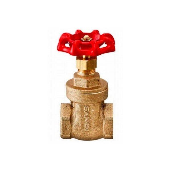 【最安値挑戦中!最大25倍】水栓金具 三栄水栓 V35-75 ゲートバルブ [□]