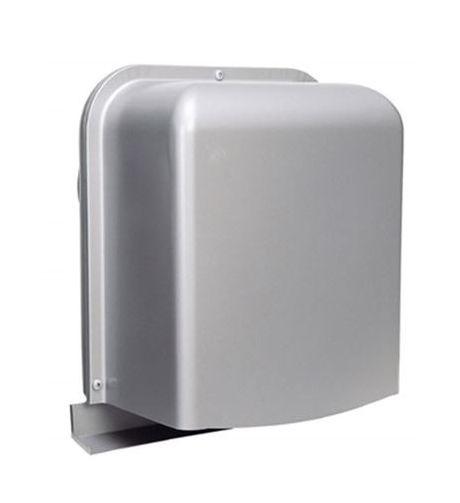 【最大44倍スーパーセール】換気口 西邦工業 GFND175SC 外壁用ステンレス製換気口 深型フード ワイド水切り付 下部金網3メッシュ [♪■]