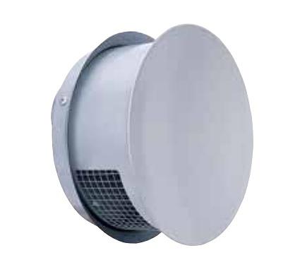 【最安値挑戦中!最大25倍】換気口 西邦工業 RTD100BFSC 防音型製品 ステンレス製換気口 金網型3メッシュ 防音タイプ(吸音材:耐湿・油型) [♪■]