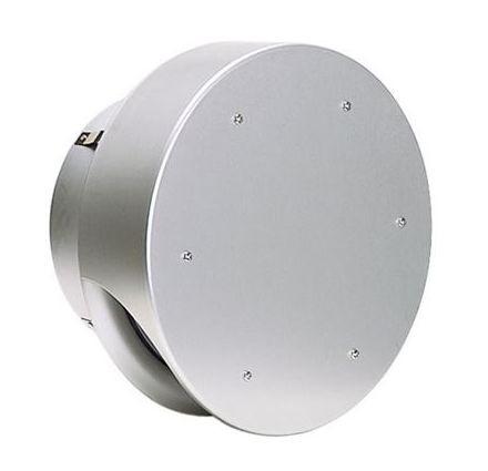 【最安値挑戦中!最大25倍】換気口 西邦工業 SNU300 外壁用アルミ製換気口 薄型フラットフード 金網型3メッシュ [♪■]