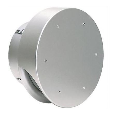 【最大44倍スーパーセール】換気口 西邦工業 SXU300 外壁用アルミ製換気口 薄型フラットフード ガラリ型 [♪■]