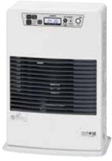 【最安値挑戦中!最大25倍】サンポット 石油暖房機 FF-4211TL S FF式温風 コンパクトタイプ ビルトイン [♪■]
