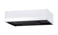 【最安値挑戦中!最大25倍】レンジフード サンウェーブ BFRF-722W BFRFシリーズ(ターボファン・富士工業製) 間口75cm ホワイト [♪凹]