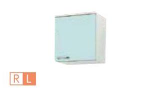 サンウェーブ GPL2A-45(R・L) セクショナルキッチン GP2シリーズ 吊戸棚(高さ50cm) 間口45cm リリーホワイト [♪凹]