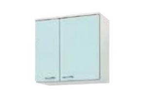 サンウェーブ GPL2AM-75 セクショナルキッチン GP2シリーズ 吊戸棚(高さ70cm) 間口75cm リリーホワイト [♪凹]