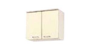 サンウェーブ HRI2A-60 セクショナルキッチン HR2シリーズ 吊戸棚(高さ50cm) 間口60cm アイボリー [♪凹]
