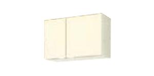 サンウェーブ GKW-A-75 セクショナルキッチン GKシリーズ 吊戸棚(高さ50cm) 間口75cm ライトオーク [♪凹]