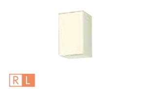 サンウェーブ GKW-A-30F(R・L) セクショナルキッチン GKシリーズ 吊戸棚(高さ50cm) 不燃仕様吊戸棚 間口30cm ライトオーク [♪凹]