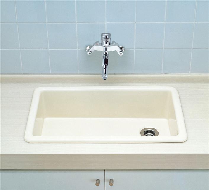 【最安値挑戦中!最大25倍】洗面所 TOTO SK106 手洗器本体のみ 病院用流し セルフリミング式 [■♪]