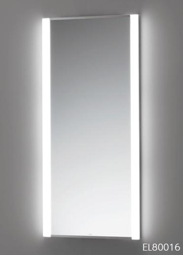 【最安値挑戦中!最大24倍】トイレ関連 TOTO EL80016 LED照明付鏡 化粧照明タイプ [■]
