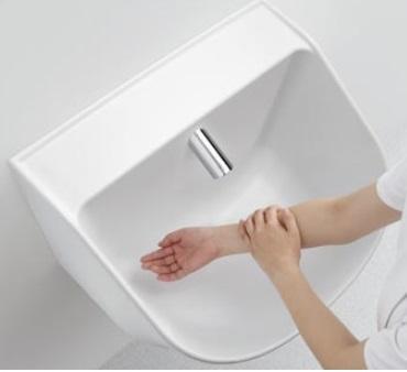 【最安値挑戦中!最大24倍】洗面所 TOTO LS850R 洗面器 スタッフ用手洗器 ホワイトのみ 研究室・実験室用器具 [■♪]