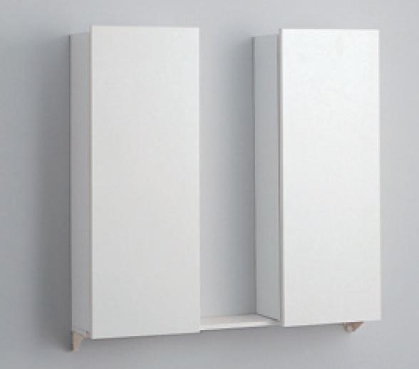 【最安値挑戦中!最大24倍】トイレ関連 TOTO UGW751W 収納キャビネット ウォール収納 [■]