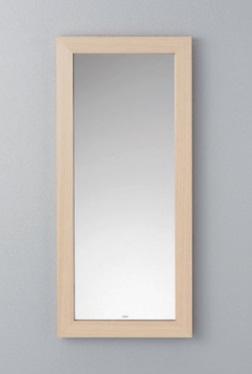 【最安値挑戦中!最大25倍】トイレ関連 TOTO UGYM300F 化粧鏡(木製フレームタイプ) 300×26.5×800 受注生産品 [■§]