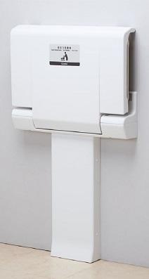 【最安値挑戦中!最大34倍】アクセサリー INAX AC-OK-21F 横型おむつ交換台(コンビウィズ株式会社製品) [□]