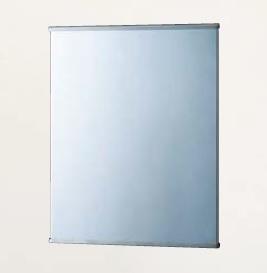 【最安値挑戦中!最大25倍】鏡 INAX KF-3545PE ステンレス鏡 盗難防止タイプ [□]