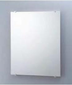 【最大43.5倍お買い物マラソン】INAX/LIXIL [□] 化粧鏡・デザインミラー(防錆) KF-5050AD