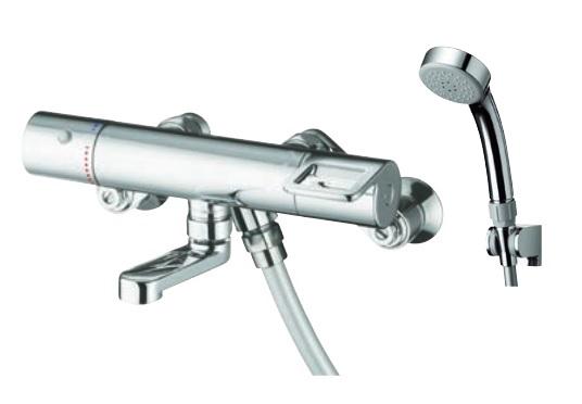 【最安値挑戦中!最大34倍】水栓金具 TOTO TMGG40SE3R 浴室 GGシリーズ 壁付サーモスタット混合水栓(エアイン、めっき) [■]