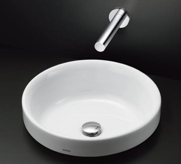 【最安値挑戦中!最大24倍】洗面器 TOTO LS703 ベッセル式洗面器のみ カウンター式洗面器 ベッセル式[♪■]