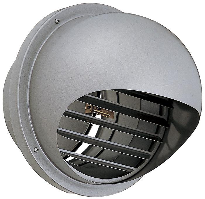 【まいどDIY】換気扇 ユニックス LSG175A3MDSP 丸型フード 横ガラリ 防火ダンパー付 72℃型式 3メッシュ [♪■]