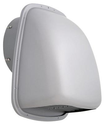 【最安値挑戦中!最大24倍】換気扇 ユニックス PAG250A-AL 深型フード 横ガラリ [♪■]