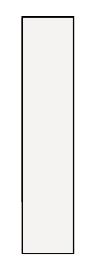 【最大44倍お買い物マラソン】クリナップ トールキャビネット(上台) SRTU25 S(エス) 間口25cm 片面収納タイプ(R・L) スタンダード 奥行55cm 高さ112.5cm [♪△]