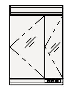 【最安値挑戦中!最大34倍】クリナップ ミラーキャビネット M-602NFNC FANCIO(ファンシオ) 間口60cm 2面鏡 LED 奥行17cm 高さ90cm [♪△]