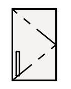 【最安値挑戦中!最大25倍】クリナップ トールウォールキャビネット NFTW25 FANCIO(ファンシオ) 間口25cm (R・L) スタンダード 奥行55cm 高さ40cm [♪△]