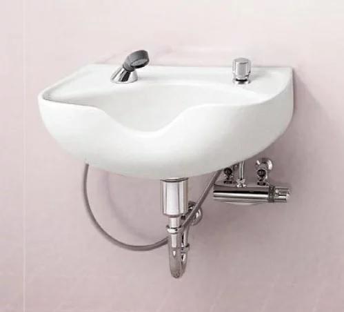 【最安値挑戦中!最大24倍】洗面器 特定施設用 TOTO S305DNU 洗髪器 理容院・美容院用器具[■♪]