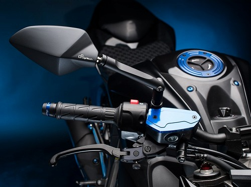 GSX-S1000 15- 【LIGHTECH】(ライテック) レバ―セット マグネシウム