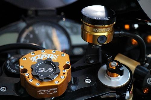 YZF-R25 R3 新発売 MT-25 MT-03 STABILIZER 格安店 ステリングダンパー GPR
