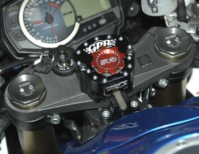 GSX-R600 GSX-R750 11-★送料無料★ 【GPR STABILIZER】(GPR)ステリングダンパー