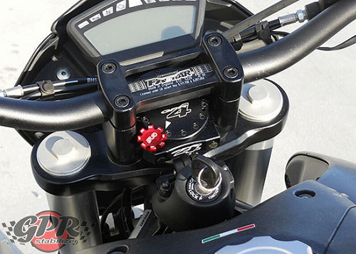 HYPERMOTARD 796 1100 ハイパーモタード 送料無料 STABILIZER アイテム勢ぞろい GPR 発売モデル ステリングダンパー