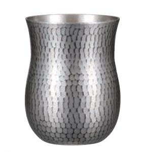 手打ちフリーカップ 銅 錫被仕上げ 純銅鎚目フリーカップ 新光堂 COPPER100 新光金属