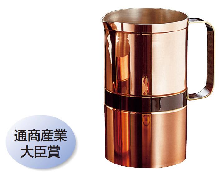 セールSALE%OFF 純銅製ウォーターピッチャー バビロア 楽ギフ_メッセ入力 激安 送料無料