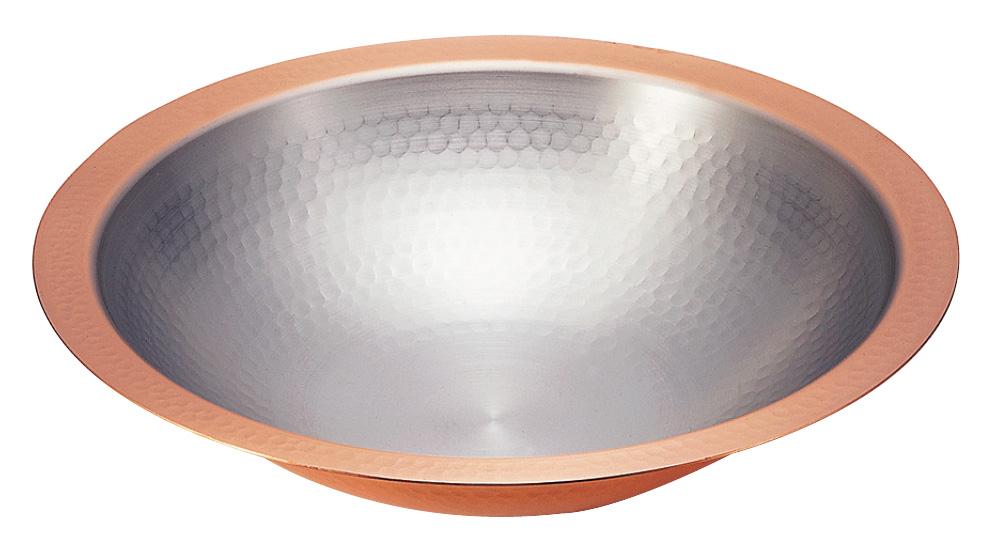 うどんすき鍋 34cm 銅 送料無料 COPPER100 新光金属