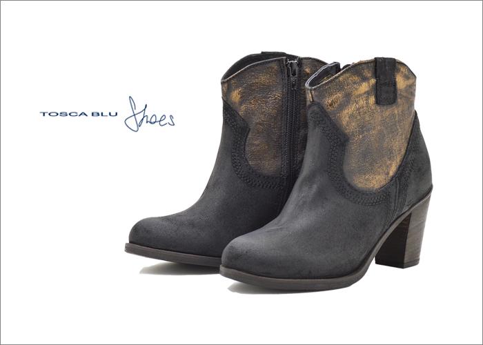 FOOTWEAR - Boots Tosca Blu upTM2C4Ca
